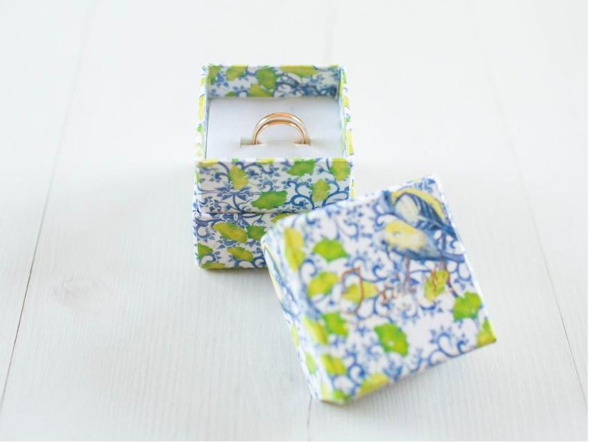 small afairs - petite mafalda - anillos caja