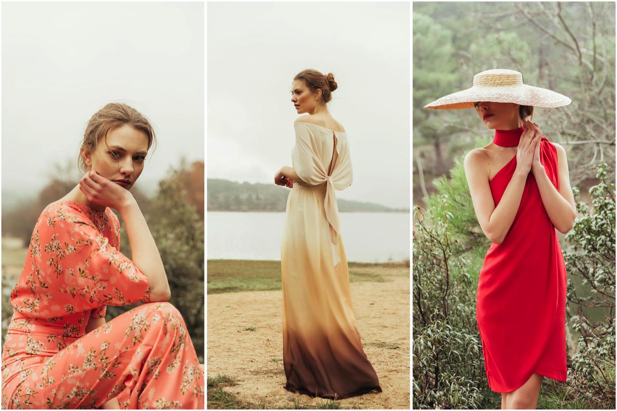 Vestidos invitada boda campo