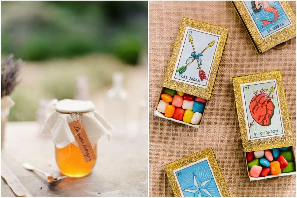 caramelos para tus invitados