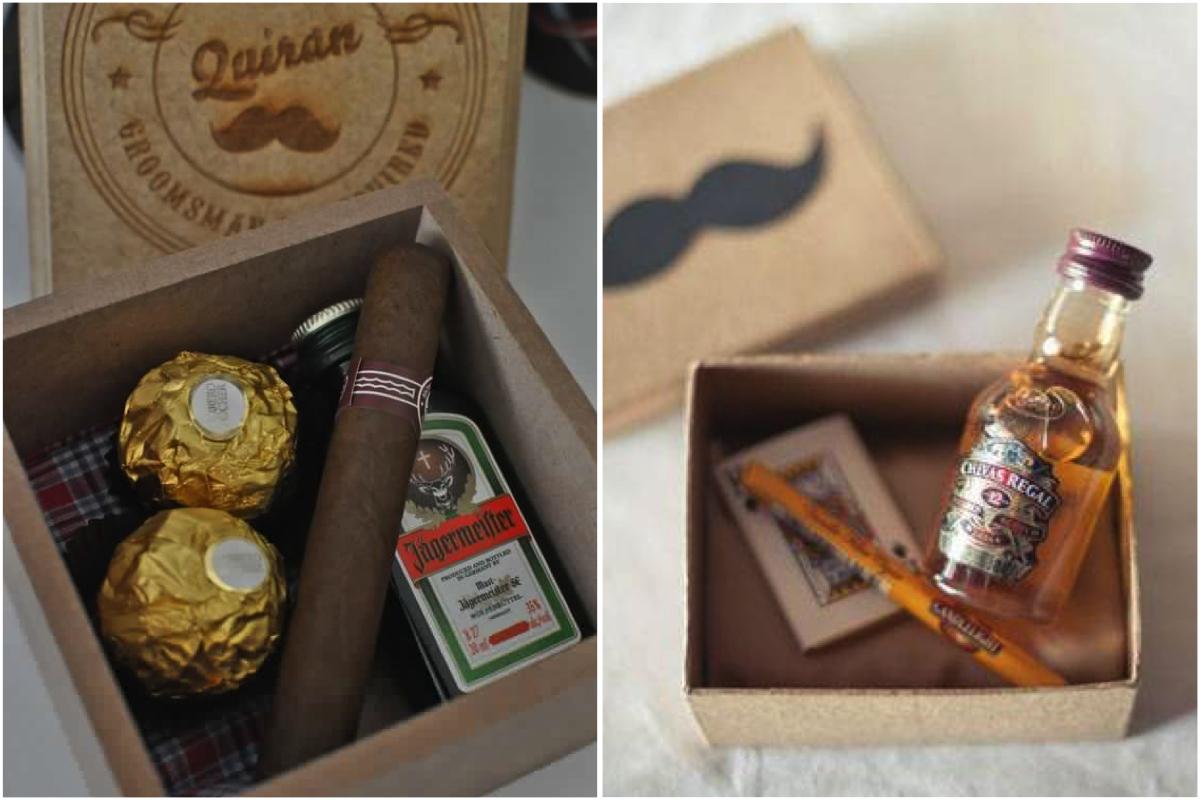 puros para invitados